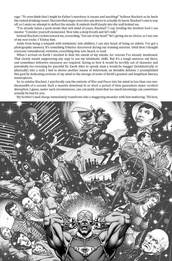 Jim Starlin Kickstarts a Cosmic Relationship with Ominous Press