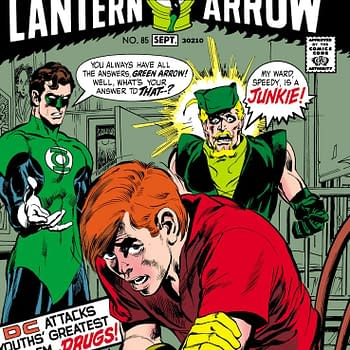 Relive Roy Harper's Smack Addiction in Green Lantern #85 Facsimile Edition