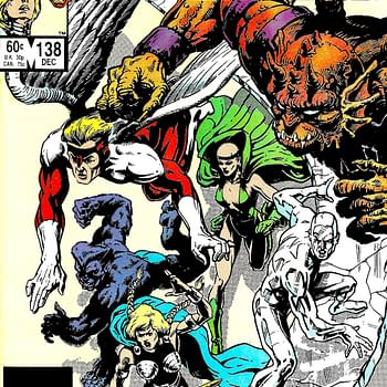 Marvel Unlimited Back Catalog Adds Defenders Gargoyle and Uncanny Origins in December