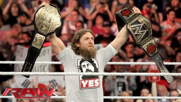 Daniel Bryan Wants To Fight Cody Rhodes For The Ring Of Honor Title In September, 2018