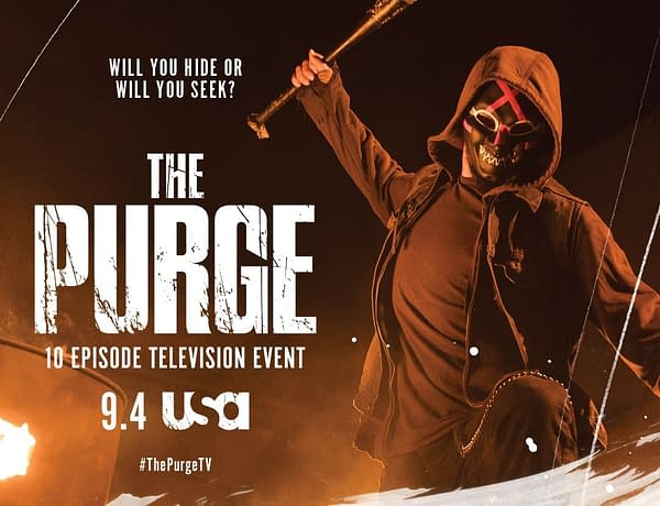 Purge TV SHow Poster 6