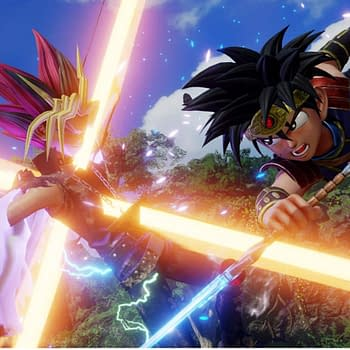 Bandai Namco Releases New Images of Dragon Quest's Dai in Jump Force