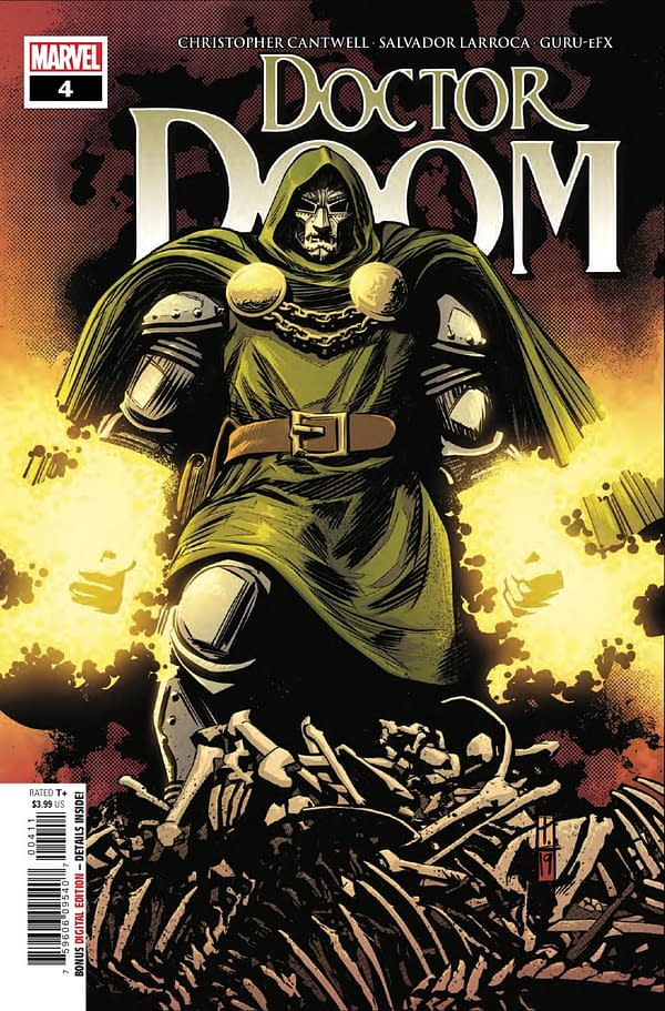 Doctor Doom #4 [Preview]