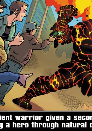 Luminary Recluse And Now Vesuvius Looks Like Were Getting An Image Superhero Team Book