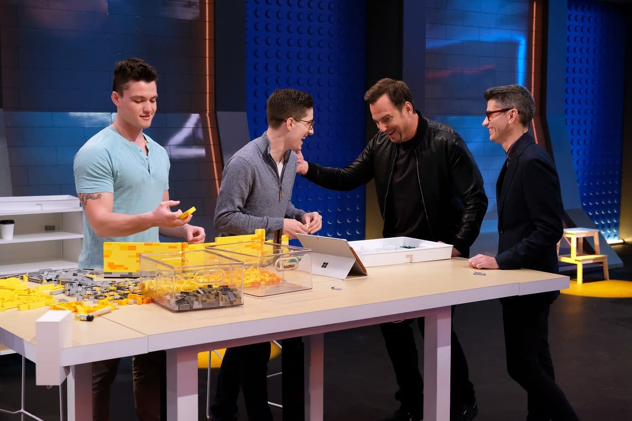 """""""LEGO Masters"""" Season 1 """"Storybook"""": Can Our Teams Tell Their Stories With Bricks? [PREVIEW]"""