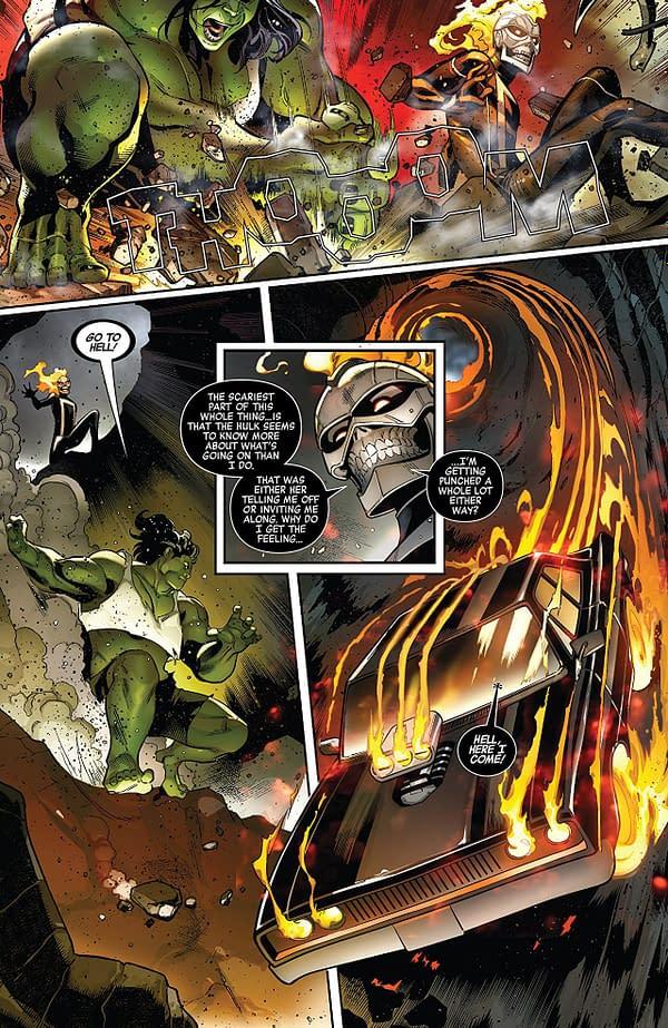Avengers #3 art by Paco Medina, Juan Vlasco, and David Curiel