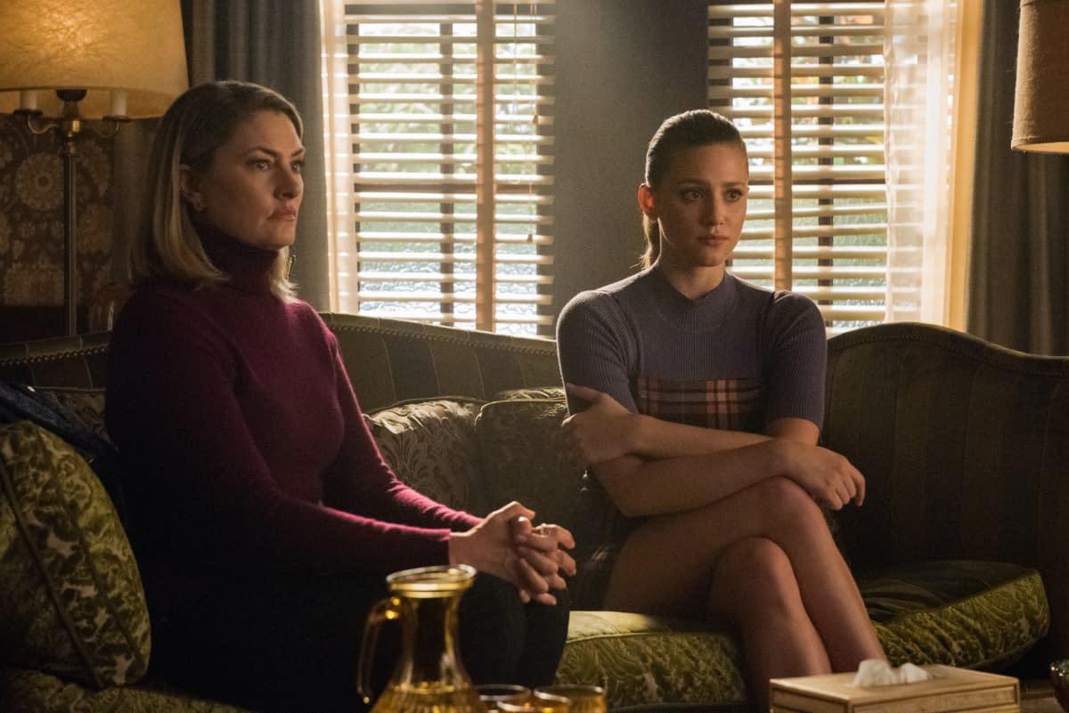 """Riverdale"" Season 4 ""Chapter Sixty-Five: In Treatment"""