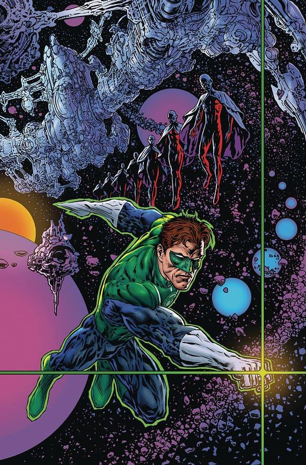 Hal Jordan to Get a Brand New Green Lantern Lantern in Season 2