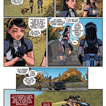 Marvels Honey Badger Got a Brand New Code Name in the Final Issue of X-23