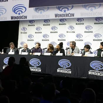 [#WonderCon] That Time George Lucas Visited the Ready Player One Set