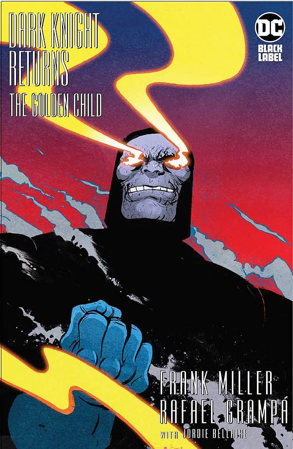 All The Incentive Covers for Dark Knight Returns: The Golden Chils