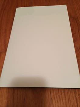 Blank Comic Goes to Ninth Printing
