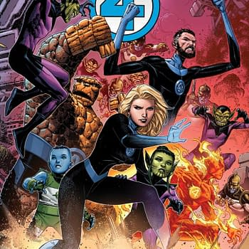 Marvel's Empyre with a Y Adds Avengers and Fantastic Four #0 Issues