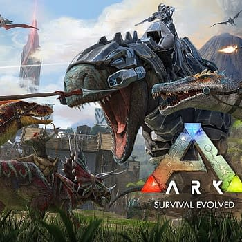 Ark: Survival Evolved Hit All Time Peak Players On Steam This Weekend