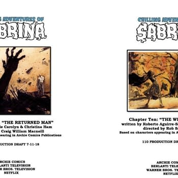 Chilling Adventures of Sabrina Season 1 Episode 9 The Returned Man/Episode 10 The Witching Hour: The Devils In the Details