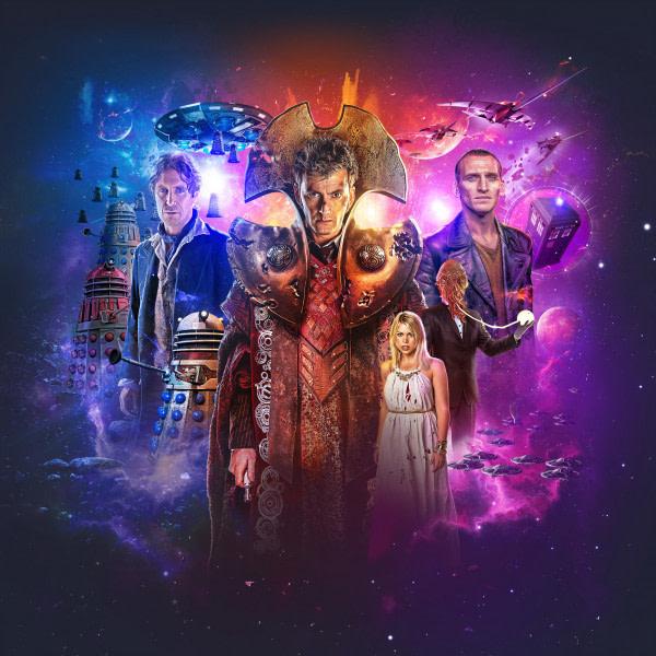 Les huitième, neuvième et dixième docteurs, et Rose Tyler devraient faire partie de Time Lord Victorious, gracieuseté de Big Finish et d'autres.