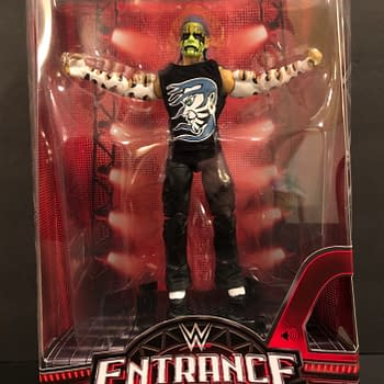 Lets Take a Look at The Mattel WWE Entrance Greats Jeff Hardy
