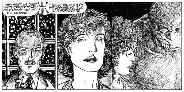Fantagraphics Finally Publishes Barry Windsor-Smith's Monsters OGN