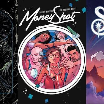 Vault Comics Bring Back Money Shot, The Plot and Sera And The Royal Stars in 2020