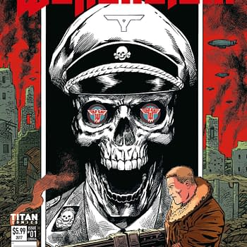 Wolfenstein Comic Preview Fails To Place Blame On Both Sides Of Conflict
