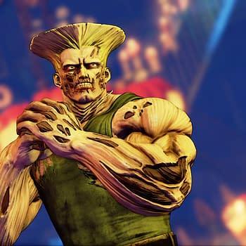 Capcom Shows Off Street Fighter V: Arcade Editions Halloween Event