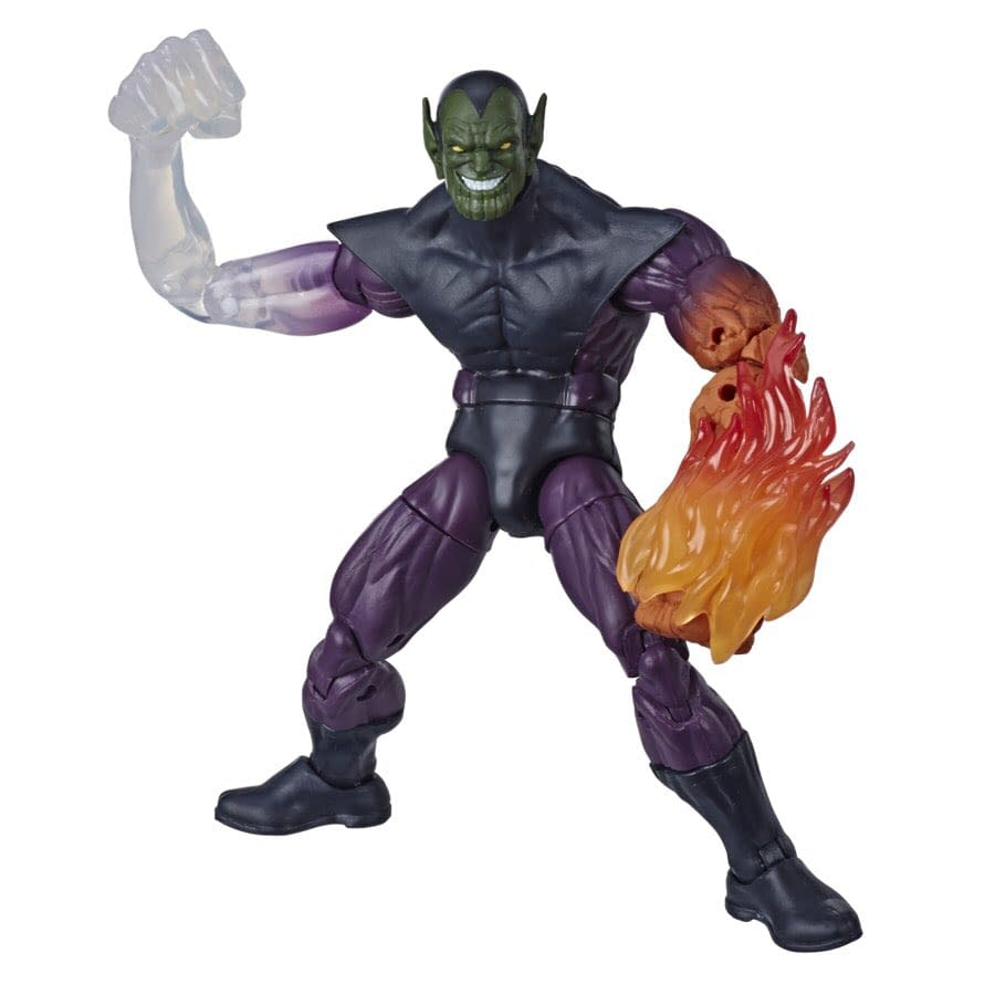 Marvel Legends Get New Characters Announced by Hasbro at LCC