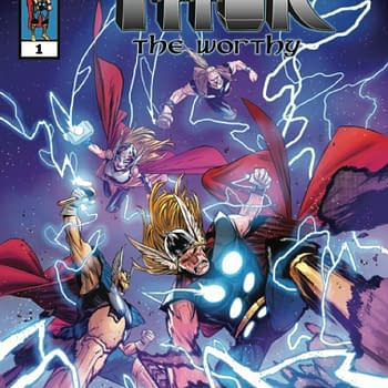 Legendary Creators Worthy Enough for At Least a One-Shot in Thor: The Worthy #1 [Preview]