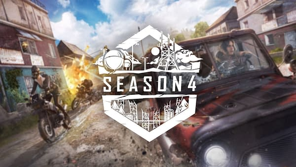 PUBG Officially Launches Season Four This Week