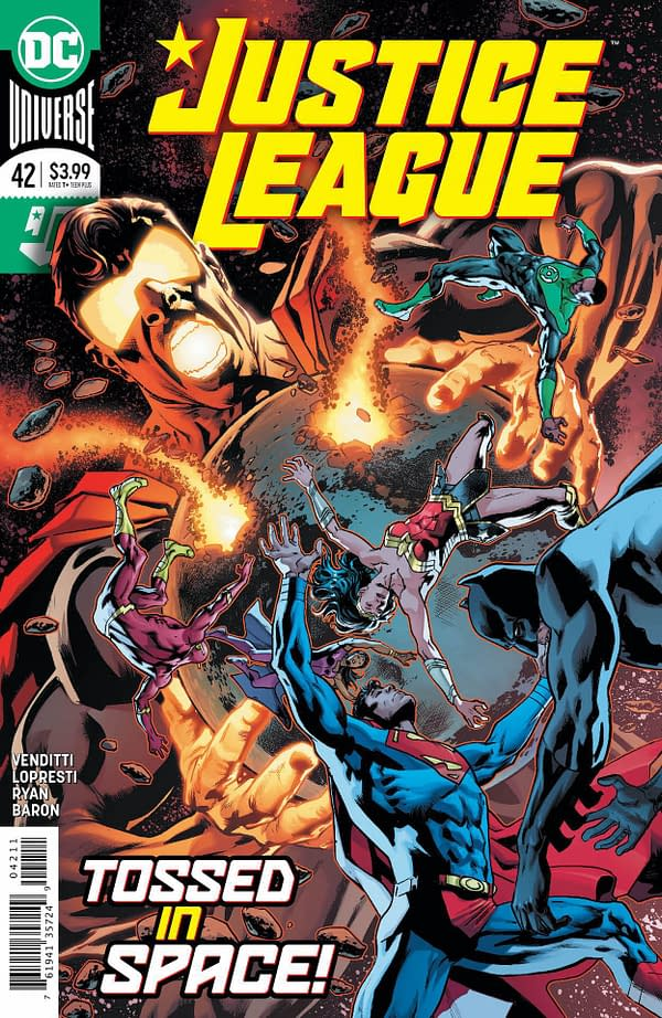 Justice League #42 [Preview]
