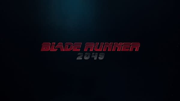 'Blade Runner 2049' Anime Headed to AdultSwim and Crunchy Roll