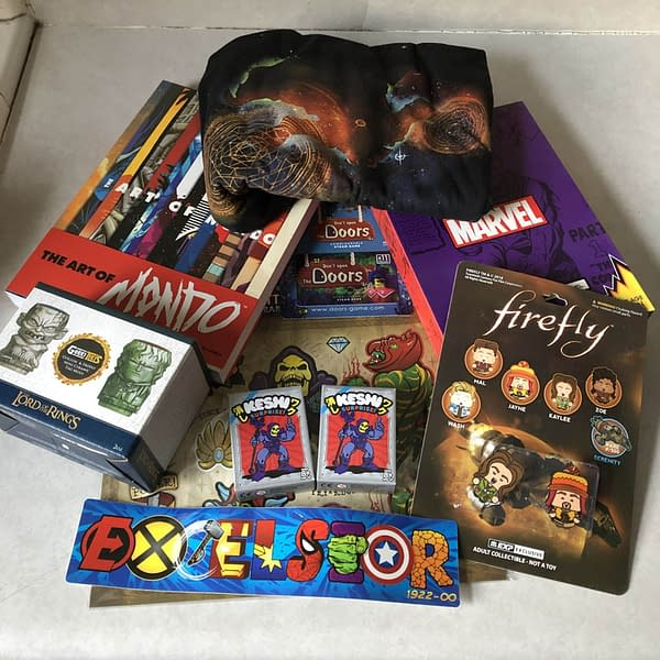 What's in the Box?!: Geek Fuel EXP Volume Three