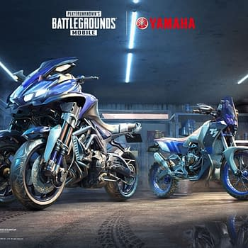 PUBG Mobile Just Got A New Collaboration With Yamaha
