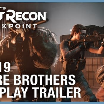 Ubisoft Releases Four Ghost Recon: Breakpoint Trailers at E3