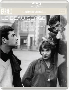 Le Beau Serge Blu-ray Cover