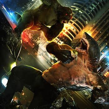 The Flash Season 5 Episode 15 King Shark vs. Gorilla Grodd: Shark Fights Gorilla Were There [PREVIEW]