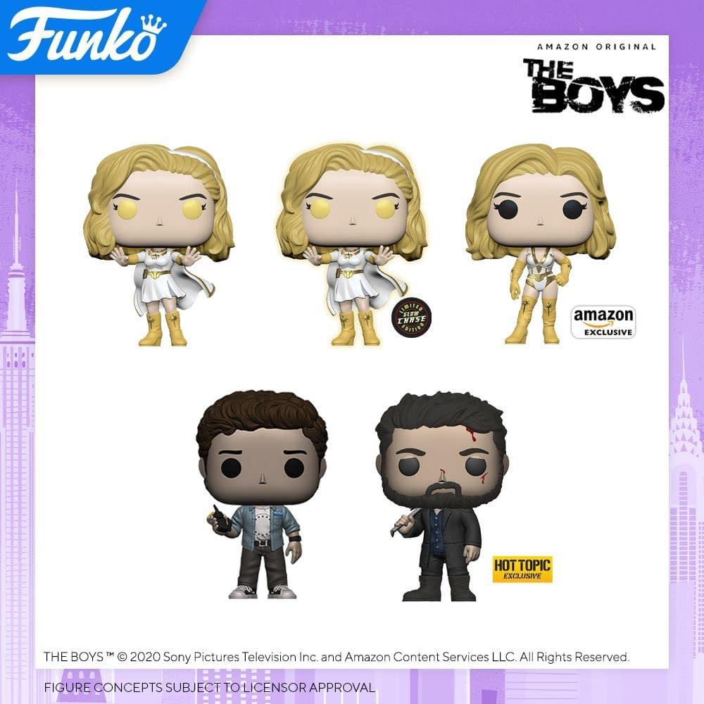 Funko Pop New York Toy Fair 2020 Reveals -