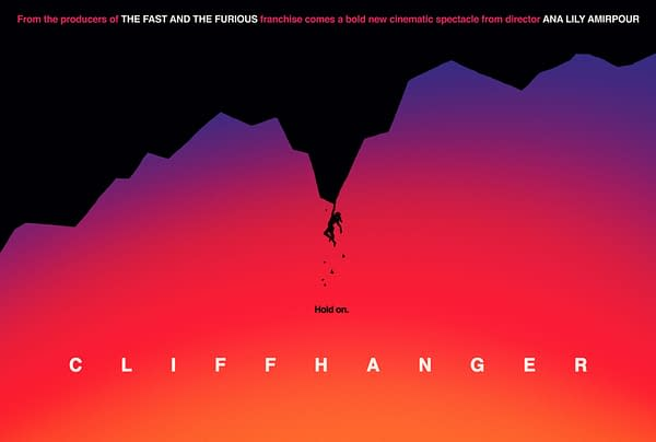 'Cliffhanger' Reboot Promises Not to Leave Us Hanging