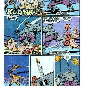 Marvel Comics Presents: The Time Incredible Hulk Beat the Crap Out of Hulk Hogan