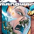 The Armorines Come To X-O Manowar&#8230 Again For The First Time