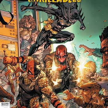 DCeased: Unkillables #2 [PReview]
