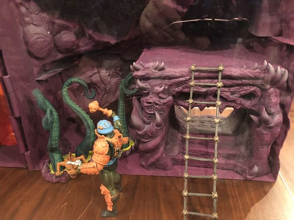 Super7 Masters of the Universe Hordak's Lair 12