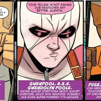 Relationship Troubles Abound in Next Weeks West Coast Avengers #6