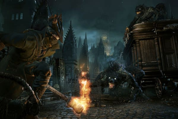 A Bloodborne PS5 remaster could be on its way out, courtesy of FromSoftware.