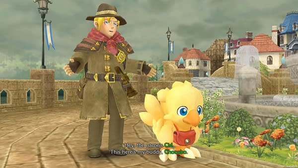 [REVIEW] Chocobo's Mystery Dungeon Every Buddy! is Too Cute for Words
