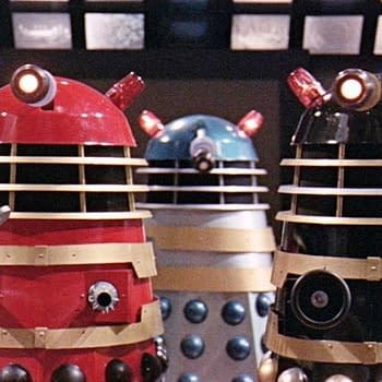 Doctor Who: Are We Giving Daleks Self-Esteem Issues