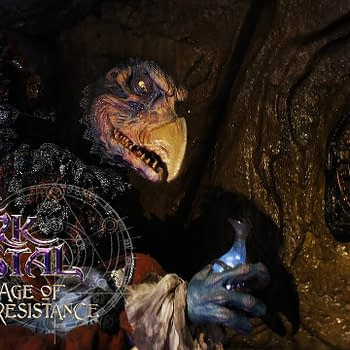 BOOM! Studios and Netflix collaborated on a tie-in to The Dark Crystal: Age of Resistance, courtesy of BOOM! Studios and Netflix.