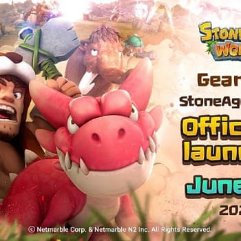 Netmarble's New Mobile Game Stone Age World Out June 17th