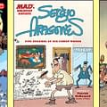 Wondercon: Sergio Aragones And Mark Evanier Talk Groo And Mad At The Sergio &#038 Mark Show