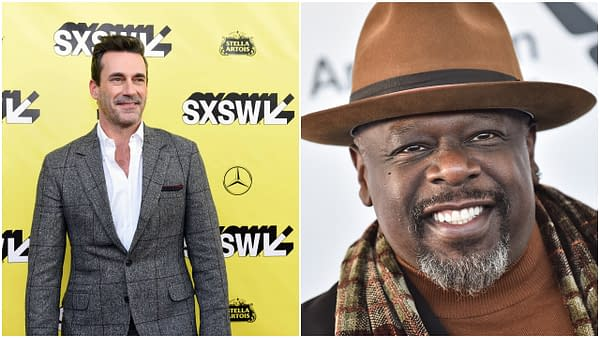"""Kill Switch"": Jon Hamm, Cedric the Entertainer in Talks to Join Crime-Drama"