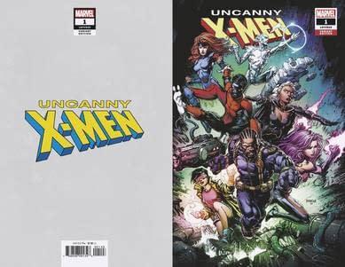Uncanny X-Men #1 Dominates Advance Reorders